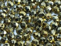 FP 6mm Yellow Gold - Crystal - 100 g