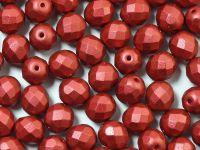 FP 8mm Chalk Lava Red - 10 sztuk