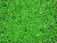 PRECIOSA Rocaille 10o-Hot Green-Lined Crystal - 50 g
