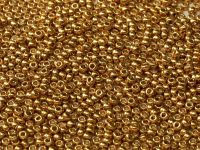 Miyuki Round 15o-4202 Duracoat Galvanized Gold - 50 g