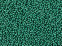 PRECIOSA Rocaille 9o-Opaque Pine Green - 50 g