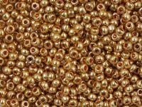 PRECIOSA Rocaille 8o-Apricot Gold - 50 g