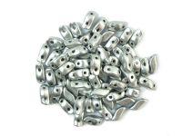 StormDuo Aluminium Silver 7x3 mm - 30 sztuk