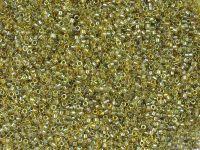 Miyuki Delica DB2377 Fancy Lined Olive - 5 g