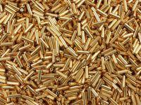 Miyuki Bugle 2-1052 Galvanized Gold - 10 g