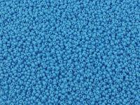 PRECIOSA Rocaille 9o-Opaque Deep Sky Blue - 50 g