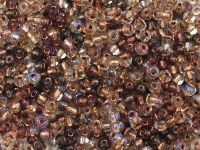 PRECIOSA Rocaille Copper Lined Mix - 50 g
