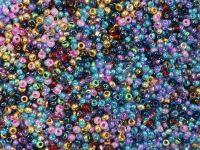 PRECIOSA Rocaille Color Mix XCV - 50 g