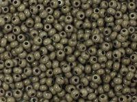 PRECIOSA Rocaille 6o-Chalk Taupe Terra Pearl - 50 g