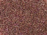 PRECIOSA Rocaille 10o-Luster Pink - 50 g