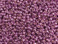 TOHO Round 11o-PF580 Permanent Finish - Galvanized Sugar Plum - 10 g