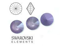 Rivoli Swarovski 12 mm Crystal Lilac - 1 sztuka