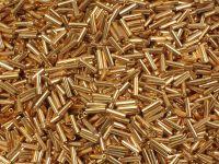Miyuki Bugle 2-1053 Galvanized Yellow Gold - 10 g
