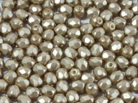 FP 4mm Coated Beige Pearl - 50 g