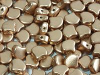 Ginko 7.5x7.5mm Matte Metallic Flax - 10 sztuk