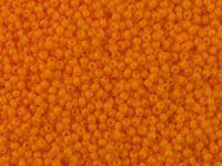 PRECIOSA Rocaille 15o-Opaque Lt Orange - 50 g