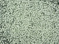 PRECIOSA Rocaille 11o-Ice Green-Lined Crystal - 50 g