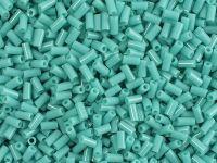 Miyuki Bugle 1-412 Opaque Turquoise - 10 g