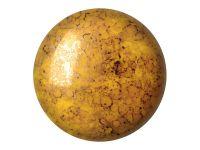 Cabochon par Puca Opaque Jonquil Bronze - 1 sztuka