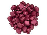 Ginko 7.5x7.5mm Chatoyant Red Wine - 10 sztuk