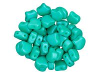 Ginko 7.5x7.5mm Chatoyant Sea Foam Green - 10 sztuk