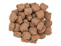 Ginko 7.5x7.5mm Bondeli Cocoa - 10 sztuk