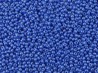 PRECIOSA Rocaille 8o-Opaque Lustered Periwinkle - 50 g