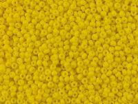 PRECIOSA Rocaille 8o-Opaque Lemon - 50 g