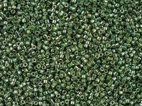 Miyuki Delica DB1845 Duracoat Galvanized Sea Green - 5 g