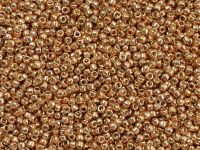 TOHO Round 15o-551 Galvanized Rose Gold - 5 g