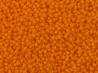 PRECIOSA Rocaille 15o-Opaque Lt Orange - 50 g
