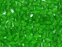 FP 4mm Lt Green Emerald - 40 sztuk