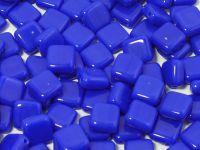 Tile 6mm Opaque Blue - 20 sztuk