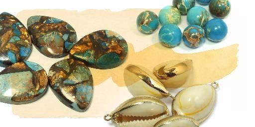 Minerały, perły